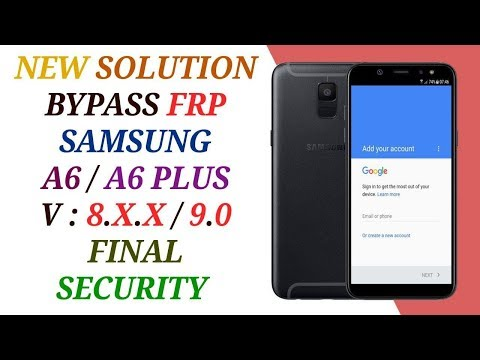 Repeat Samsung SM-J600F 8 0 0 (REV3 U3) FRP Remove Solution