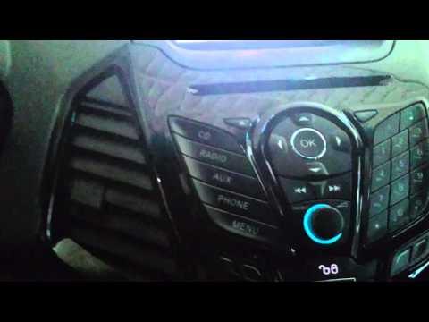 Stereo Multimedia para Ford Ecosport