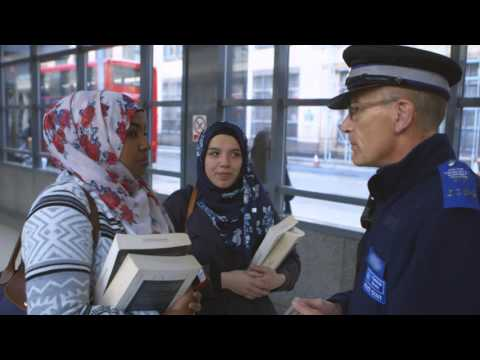 TfL Safety and Citizenship Team - community engagement events