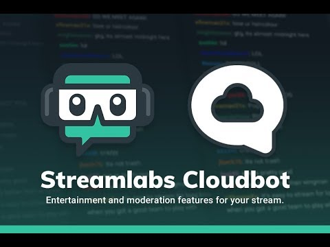 Streamlabs Cloudbot | Run your chatbot in the cloud!