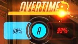 Overwatch - Best Overtime Plays