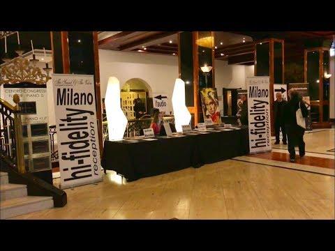 Milan Hi Fidelity Show 2018! part 1