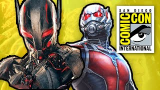 Marvel Comic Con 2014 Panel Part 1 - Ant Man