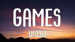 Ufo361 - Games (Lyrics)