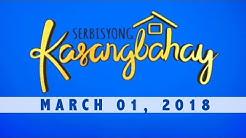 Serbisyong Kasangbahay (March 1, 2018)