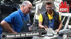 Mercedes 190 startet schlecht - und die Vertragswerkstatt verzweifelt! 🤨 | Abzocke beim Großhändler?