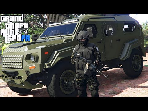GTA 5|LSPDRF #187|POLICIA SWAT - CATEO A MANSION|EdgarFtw