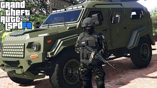 GTA 5|LSPDRF #187|POLICIA SWAT - CATEO A MANSION|EdgarFtw