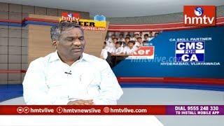 Career Counselling Expert K.Venkatesh about Career Advisors   Rankers Learning Website   hmtv
