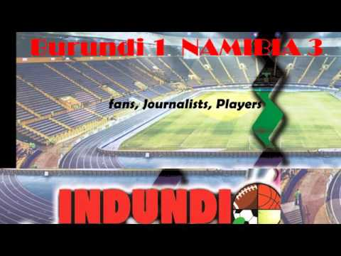 #indundi Sports - Intamba Murugamba Fans and Journalists Reaction (Burundi 1 Namibia 3)