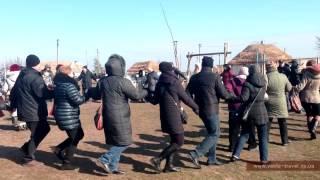 Масляна на етно-хуторі Галушківка