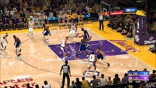 NBA 2K21 Gameplay (PS4 HD) [1080p60FPS]
