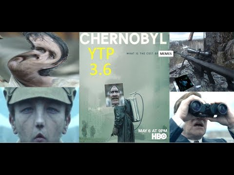 Andrei BREATHES FANS - Chernobyl HBO Youtube Poop PART 3.6 [YTP - MEMES]