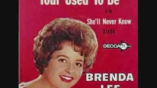 Brenda Lee - She