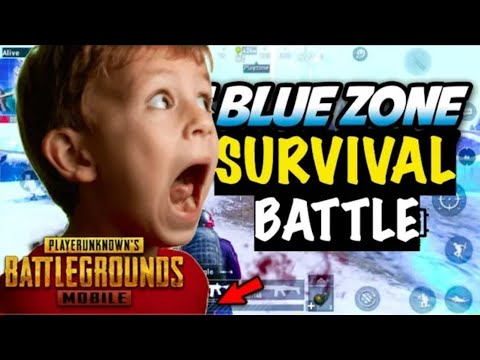 HOW To play Bluezone Mode | new achievement | Tips | pubg mobile