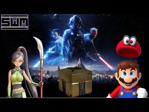 News Wave Week In Review! - Dragon Quest XI, Loot Boxes, Mario Odyssey And Your Comments!