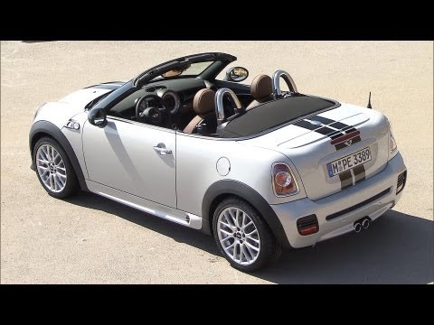 All-New 2012 MINI Roadster - Interior & Beauty shots [HD]