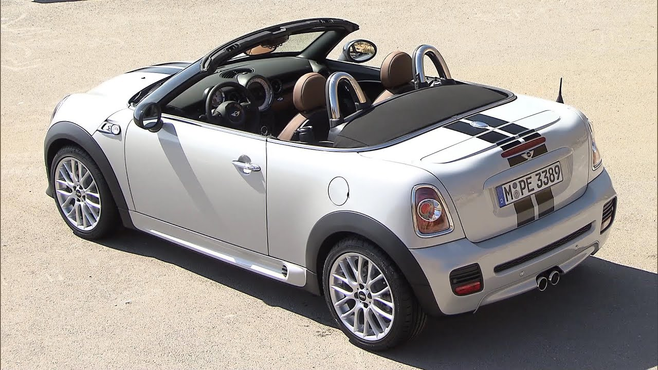 all new 2012 mini roadster interior beauty shots hd youtube. Black Bedroom Furniture Sets. Home Design Ideas