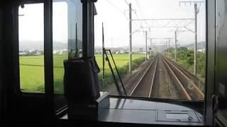 2018 08 展望・JR東海道線 313系1100番台 相見~豊橋