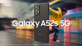 Galaxy A52s 5G: Lag-free gaming, Awesome 5G speed   Samsung
