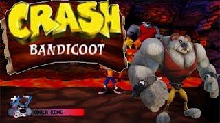 El koala con esteroides/Crash Bandicoot #7