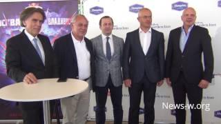 Старт Red Bull Trans-Siberian Extreme 2017. Пресс-конференция. Ч. 2