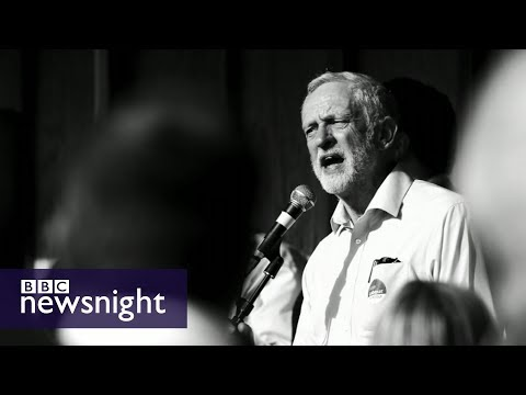 Jeremy Corbyn: A profile by Stephen Bush - BBC Newsnight