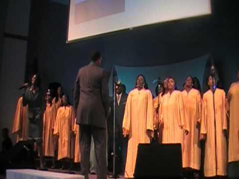 Goin Up Yonder Michelle Brown with BOCC choir