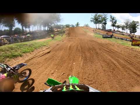 GoPro: Adam Cianciarulo - 250 Moto 1 - 2019 Budds Creek Mx National - Lucas Oil Pro Mx Championship