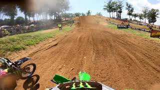 GoPro: Adam Cianciarulo - 250 Moto 1 - 2019 Budds Creek Mx National - Lucas Oil Pro Mx Championship