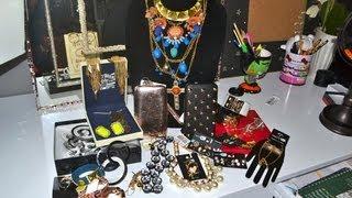 HUGE Fashion Jewelry Haul !