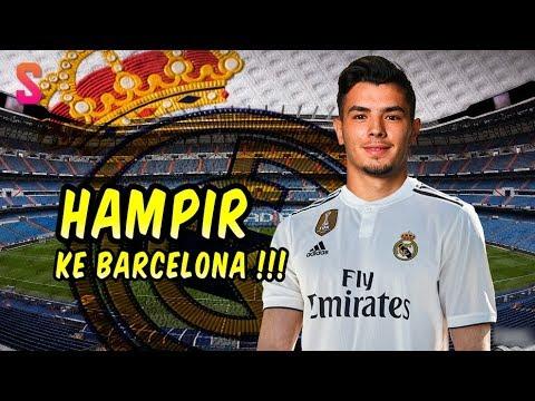 Hampir Ke Barcelona !!!, 8 Fakta Menarik Brahim Diaz Rekrutan Baru Real Madrid