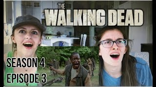 The Walking Dead - 4x3 Isolation - Reaction