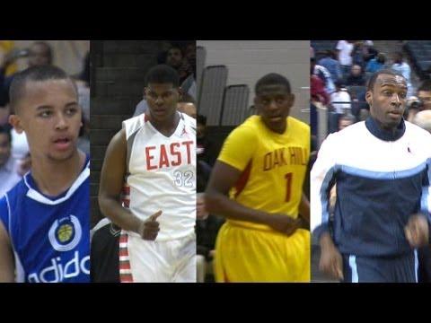 2012 UCLA Recruiting Class - Shabazz Muhammad, Kyle Anderson, Tony Parker, Jordan Adams