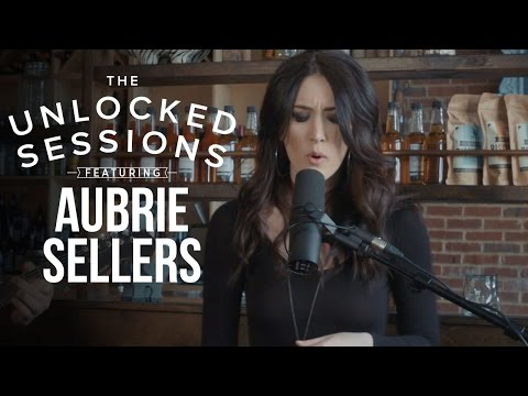 """The UnLocked Sessions: Aubrie Sellers - """"Sit Here and Cry"""""""