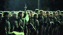 Kaartin Jääkärirykmentti 1-2015 sotilasvala