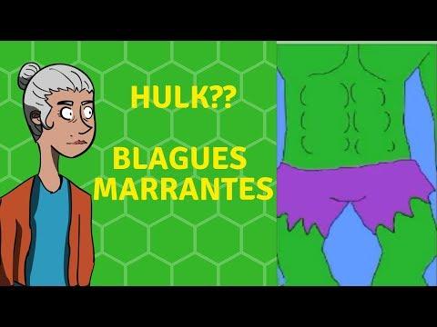 Blagues pour mourir de rire- Spéciale blague Hulk (Stan Lee)