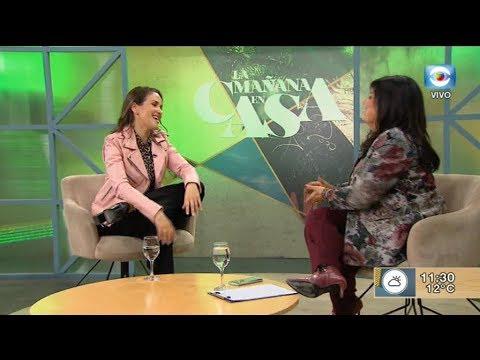 MANO A MANO: Natalia Oreiro ~ Nueva Conductora De Canal10