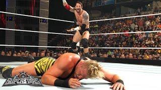 Jack Swagger vs. Bad News Barrett: WWE Superstars, April 24, 2015