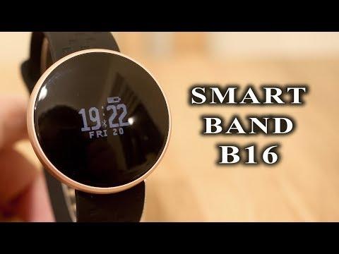 Bozlun/Skmei B16 Smartband Review #95