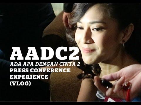 PRESS CONFERENCE ADA APA DENGAN CINTA 2 MALAYSIA