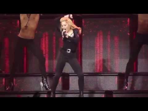 Madonna Girl Gone Wild- Live MDNA Tour Full  HD