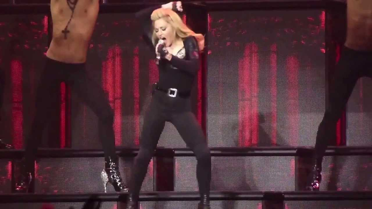 Madonna girl gone wild live mdna tour full hd youtube voltagebd Image collections