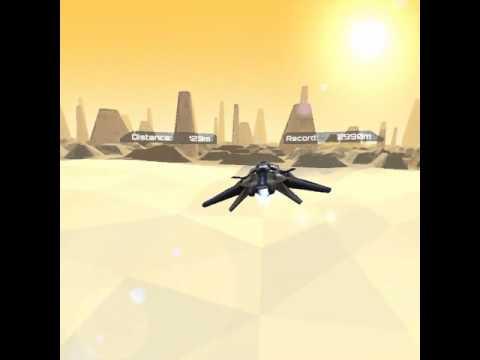Samsung GearVR Poly Runner VR Gameplay - Oculus Rift Games