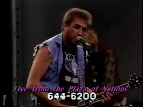 D.O.A. Live Plaza of Nations Vancouver 1987 Pt. #1.