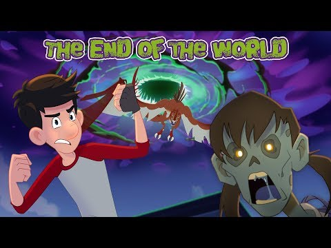 The Day The World Ended - Special Clip | The Last Kids On Earth
