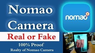 Nomao Camera Review - Body Scanner Xray App Real or Fake?