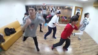 Super Sweet舞蹈工作室 2月代課 小金老師 Locking 初級 每周五晚上8:30~9:50 (蘆洲街舞 三重街舞)