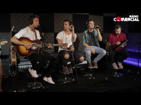 Rádio Comercial | D.A.M.A - Ao vivo no auditório da Comercial