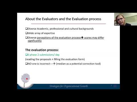 ISERD SME Instrument Israeli Evaluator webinar - D...